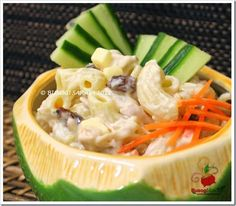 Macaroni Salad from the Phillipines