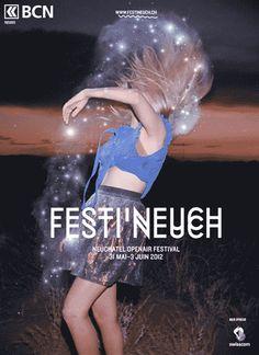 http://www.komet.ch Festi'neuch affiche