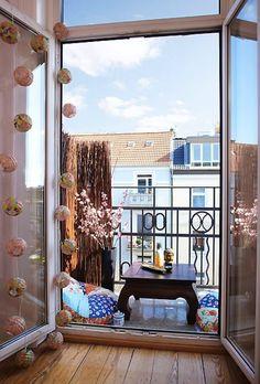 Things To Have In A Balcony | Apartment Balcony Ideas | Balcony Garden Web