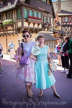Dapper Day - Walt Disney World - Spring 2014 Dapper Day Disneyland, Disney Dapper Day, Spring 2014, Fall 2015, Fashion Beauty, Women's Fashion, Dapper Dan, Disney Bounding, Daisy Duck