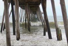 Under Avalon Pier