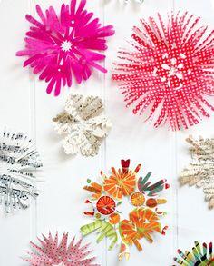 Darling DIY Paper Flowers