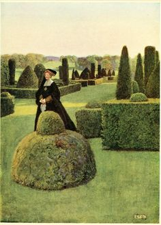Eleanor Fortescue Brickdale's Golden Book of Famous Women (1919)