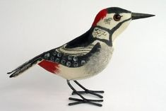 Another lovely bird by Emily Sutton