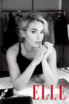 Kate Winslet for Elle China