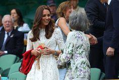 Duchess Catherine July 2014