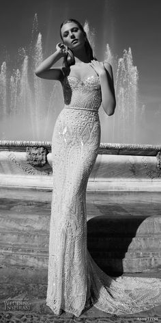 Get inspired by the latest 2017 bridal wedding dress collection from the world of Alon Livne White. Alon Livne Wedding Dresses, Bridal Dresses, Wedding Gowns, Collection 2017, Bridal Collection, Dress Collection, Bridal Elegance, Mod Wedding, Wedding Ideas