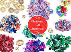 1000 images about christmas crafts for adults on for Button crafts for adults