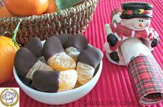 Mandarini cioccolato fondente - Ricette Blogger Riunite
