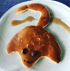 Six Senses Laamu stingray pancake Pancake Art, Marzipan, Maldives, Pancakes, Oc, Breakfast, The Maldives, Morning Coffee, Pancake