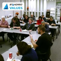 Our Ontario team having a pot luck lunch.  Because at STANDARD, we work hard, but we don't forget to have fun!  #StandardProducts #Ontario #Mississauga #Canada #Light #LightMoment #MicroMoment #Office #Work #Performance #TeamBuilding #Lighting #PotLuck #O