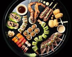 Der findes god sushi og så findes der sticks n sushi