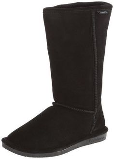 Bearpaw Emma Tall - 12 Inch Sheepskin Boots - 612W - All Colors - All Sizes