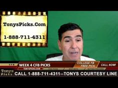 Friday Night College Football Picks Betting Preview Odds Predictions 9-2...
