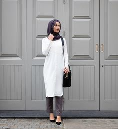 The Modest Work Shirt - £49.99 : Inayah, Islamic Clothing & Fashion, Abayas, Jilbabs, Hijabs, Jalabiyas & Hijab Pins
