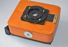 Items similar to Vermeer Polaroid- instant wooden pinhole camera on Etsy Sycamore Wood, Wooden Camera, Camera Shutter, Pinhole Camera, Camera Shop, Focal Length, Aperture, Shutters, Wooden Boxes