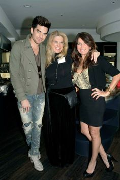 Adam  and his mom w/ ???? 2013