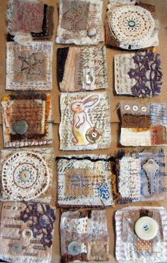 The Geography of Loss: working with text and textiles to create an art quilt In this one day workshop, smart, witty, author, Patti Digh and Jane LafazioIwill