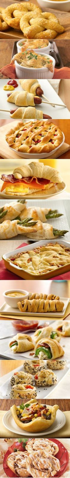 Cool Crescent Roll - Love with recipe