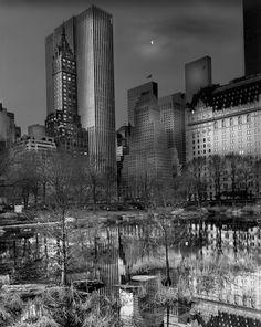 Michael Massaia Central Park at Night , New York City.