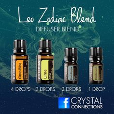 Leo zodiac - citrus bliss, lime, black pepper and cardamom