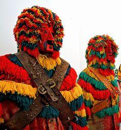 Carnaval de Podence. Portugal