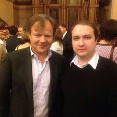 С Игорем Бутманом, всемирно известным российским джазовым музыкантом