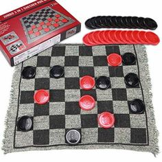 69 Trendy Classic Board Games For Kids Fun Diy Projects For Kids, Diy For Kids, Cool Kids, Kids Fun, 1st Birthday Party Games, Family Party Games, Play Checkers, Giant Checkers, Outdoor Games For Toddlers