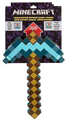 Minecraft Transforming Sword & Pickaxe Action Figure Mattel https://www.amazon.com/dp/B01J6HPYFI/ref=cm_sw_r_pi_dp_x_r8cfAb50YVSRB