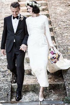 Marianne Theodorsen #destinstion #wedding   Photo by Stephen Butkus @thestyledevil