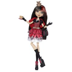 EVER AFTER HIGH™ Hat-tastic Party™ Cerise Hood™ Doll - Shop.Mattel.com