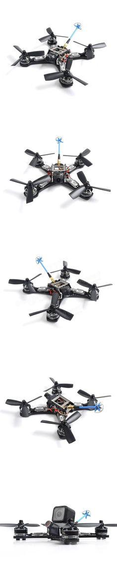 Diatone Crusader GT2 175 FPV Racing Drone /w F3 SP3 48CH VTX 30A BLHeli_S ESC HS1177 700TVL Cam PNP Sale - Banggood.com