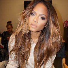 Ombre Hair Color for Black Women (23)