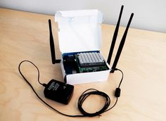 New Device Provides Secure and Anonymous Wi-Fi With an Incredible 2.5-mile Range