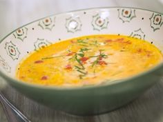 Бон Апети Супа от картофи и печени чушки
