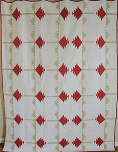 Nice pattern and quilting. Native American looking for my sister?