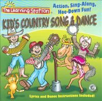 Kid's Country Song & Dance: #9 Froggy Went A Courtin'; #12 Shoo Fly
