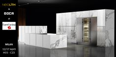#Neolith & #Doca come together to attend the next edition of #EuroCucina2016, the most important trade show of Kitchen Furniture. Design, style and character are the features that best define the 3 models of kitchens that will be presented in Milan. Visit us in Hall 15, Stand C23! #ExtraordinarySurface #TheSize #KitchenFurniture #MilanDesignWeek #Design