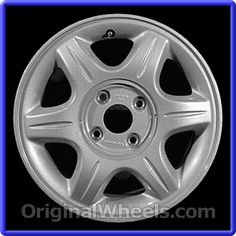 OEM 1997 Acura CL Rims - Used Factory Wheels from OriginalWheels.com #Acura #AcuraCL #CL #1997AcuraCL #97AcuraCL #1997 #1997Acura #1997CL #AcuraRims #CLRims #OEM #Rims #Wheels #AcuraWheels #AcuraRims #CLRims #CLWheels #steelwheels #alloywheels #OEMwheels #factorywheels #OEMrims #factoryrims