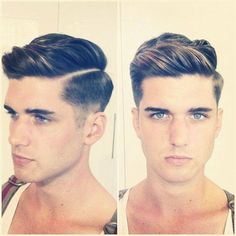 Latest Hairstyles for Men 2014