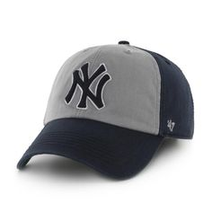New York Yankees Abate Clean Up Island Red 47 Brand Adjustable Hat dcfd5732d934
