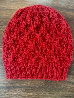 Ravelry: Wickerwork Hat pattern by Gretchen Tracy