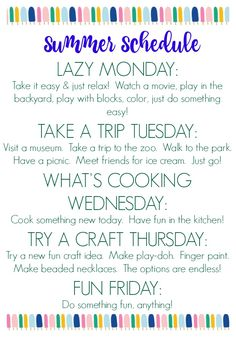 thechirpingmoms.com summer-schedule-for-kids-free-printable.html