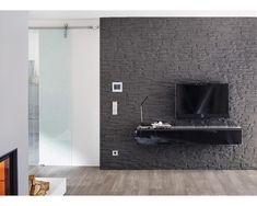 Tv Wand Stein | Zukünftige Projekte | Pinterest | Tvs And Wands Fernseher Wand Stein