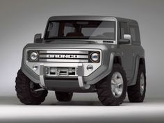 2013 ford bronco