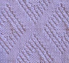 Free Knitting Patterns For Baby Blanket Borders : 1000+ images about Knitting on Pinterest Baby blanket ...