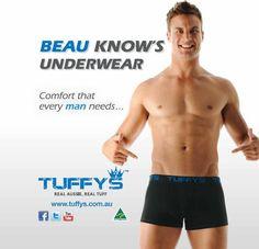 Beau Knows TUFFYS!