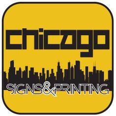 Banner Printing, Chicago, Company Logo, Tech Companies, Prints