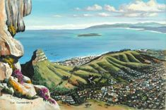 Welcome - Ina Grobbelaar Table Mountain, Mountain Paintings, Golf Courses, Art, Art Background, Kunst, Performing Arts, Art Education Resources, Artworks
