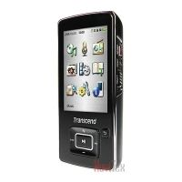 """Transcend t. sonic 870 - 4gb mp3 player/ voice recorder + fm player - plays mpeg4 & flv videos + photos - 2. 4"""" tft-lcd display"""